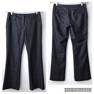 Amanda & Chelsea Dark Gray Pants